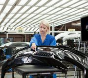 Работа в Чехии. Рабочие на Комплектацию бамперов