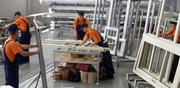 Работа в Польше для мужчин на фабрику металопластиковых окон.