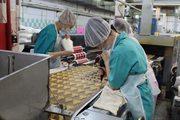 Рабочие на производство и упаковку вафель в Польшу