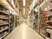 Рабочие на Склад супермаркета Eurocash Польша
