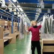 Рабочие на склад брендовой одежды
